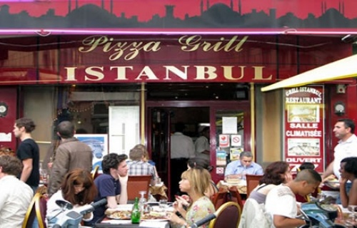 Restaurant Pizza Grill Istanbul